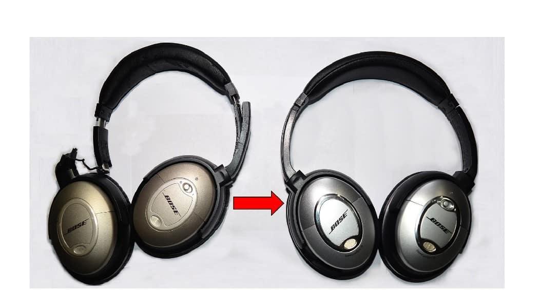 Bose headphone solution