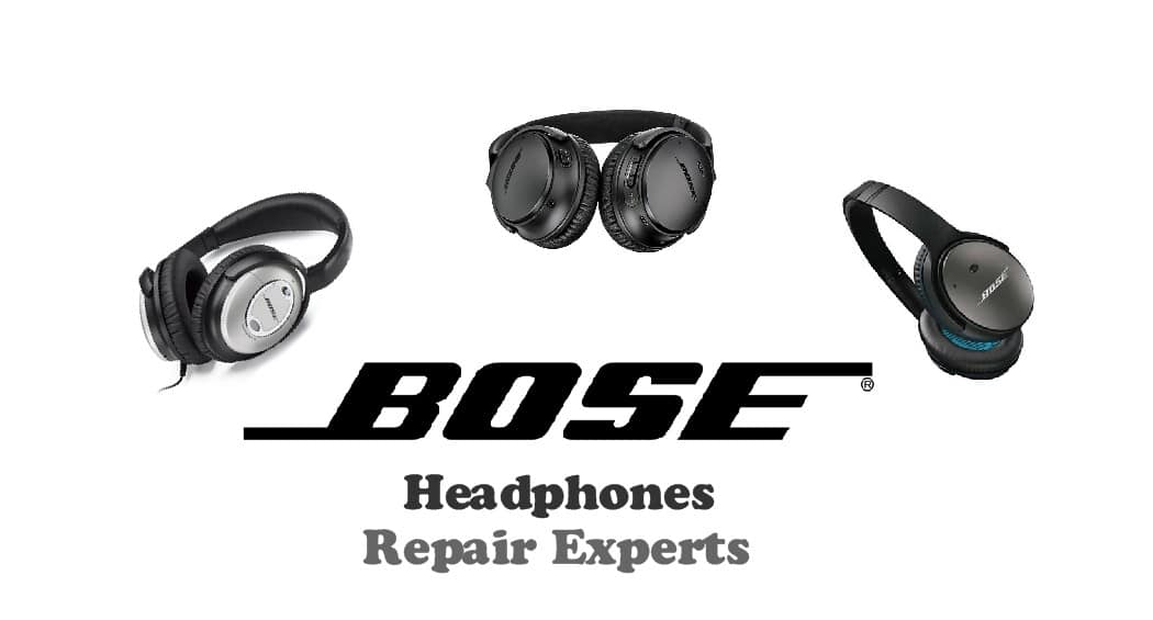 Bose Headphone Parts Repair