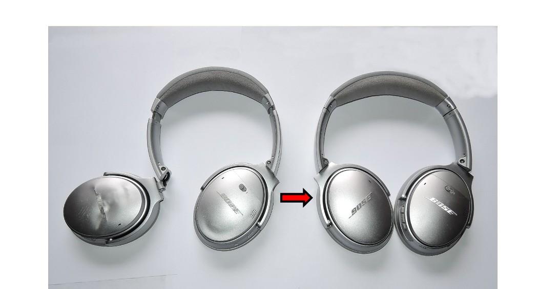 Bose headphone repair